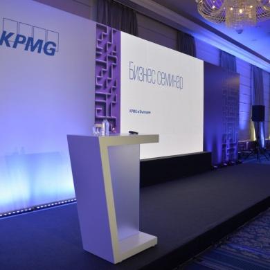 KPMG Business seminar