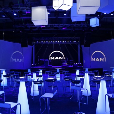 MAN - Launch Event New TGX EfficientLine 3