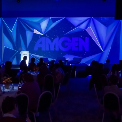 AMGEN (mapping on the table)