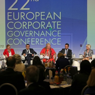 22nd European Corporate Governance Conference
