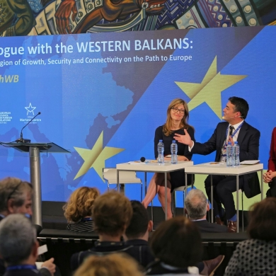 In Dialogue with the Western Balkans