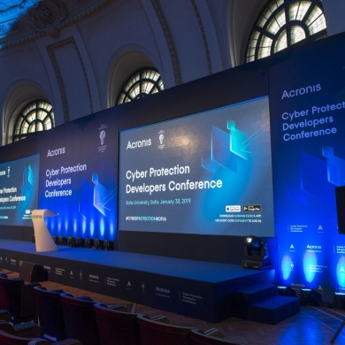Acronis conference