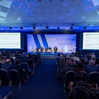 Novo Nordisk Satellite symposium CEDADID