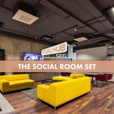 The Social Room Set