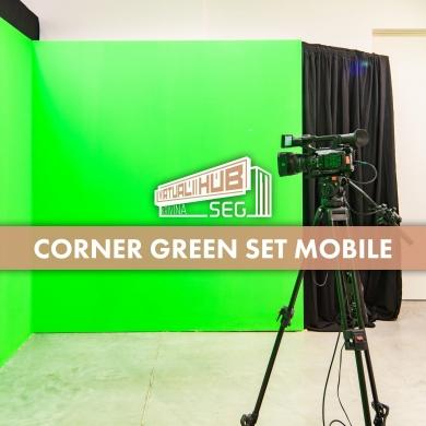 Corner Green set